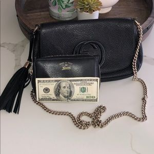 Gucci Soho Chain Bag & Wallet